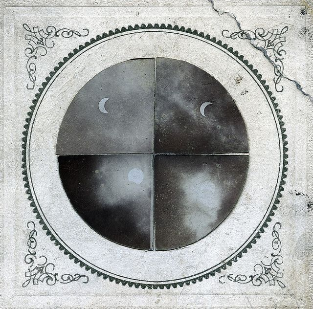 e.w. & f.r. lyon - eclipse of the sun, may 28,1900.