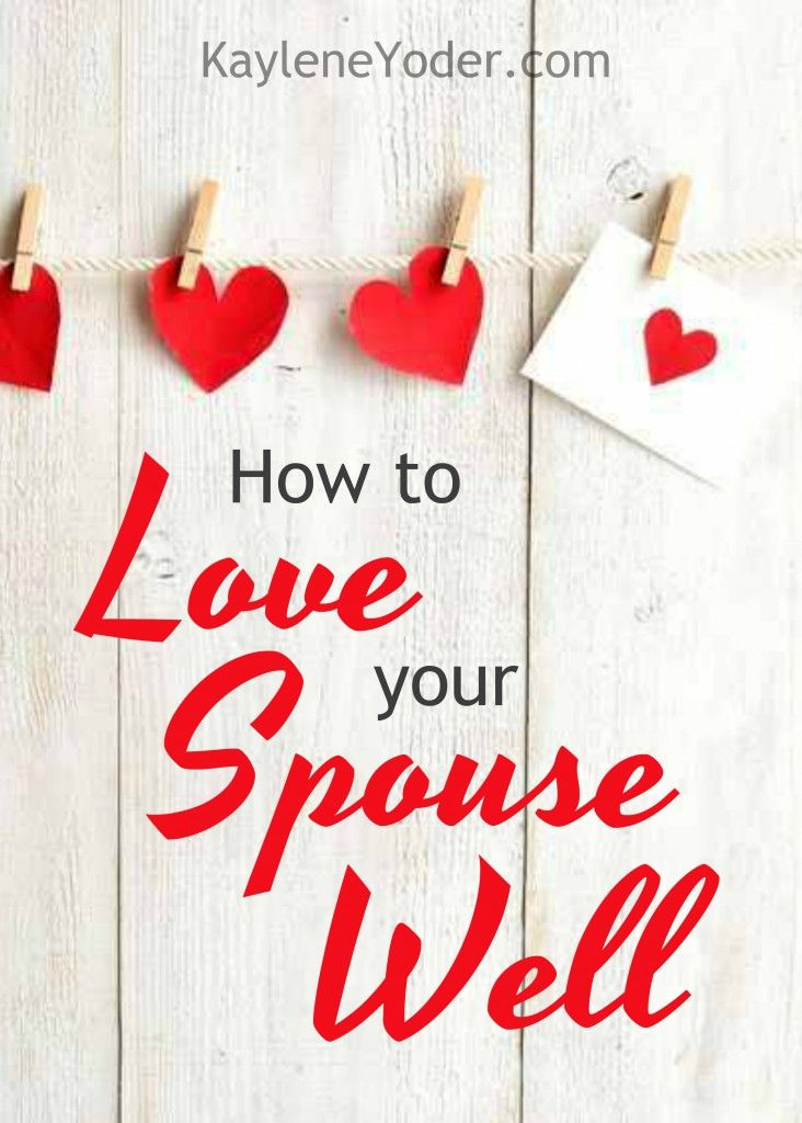 These 14 principles will help you learn how to love your spouse with a true love.