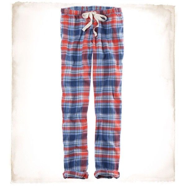 American Eagle Outfitters Aerie Skinny Stretch Flannel Pj Pant ($15) ❤ liked on Polyvore featuring intimates, sleepwear, pajamas, bottoms, kids, pj pants, flannel pj pants, flannel pyjamas, plaid pjs and aerie sleepwear