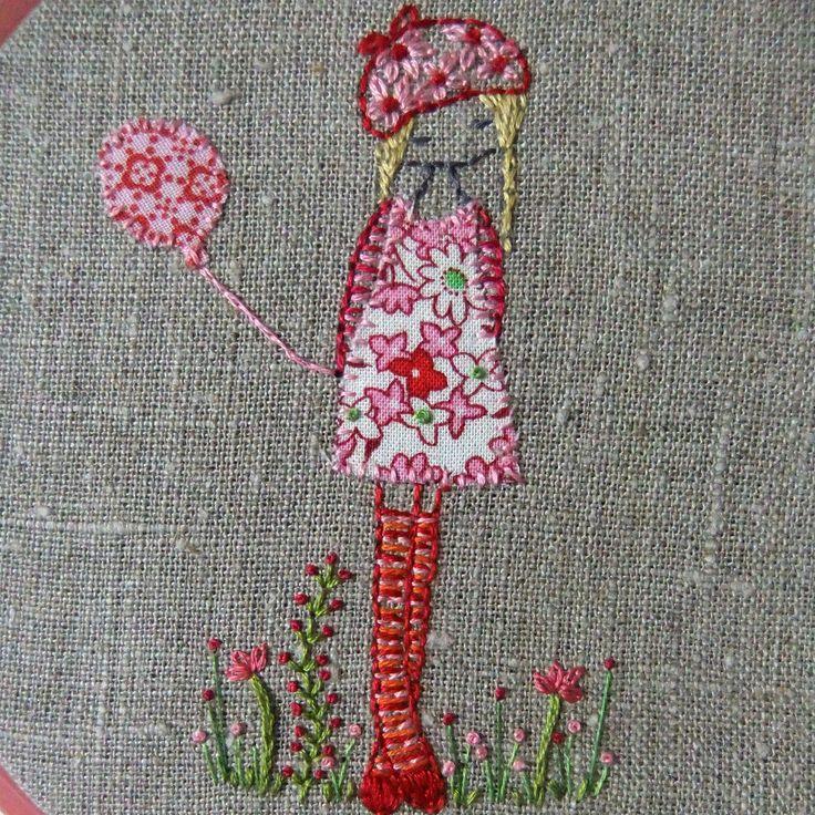 lilipopo - embroidery + applique