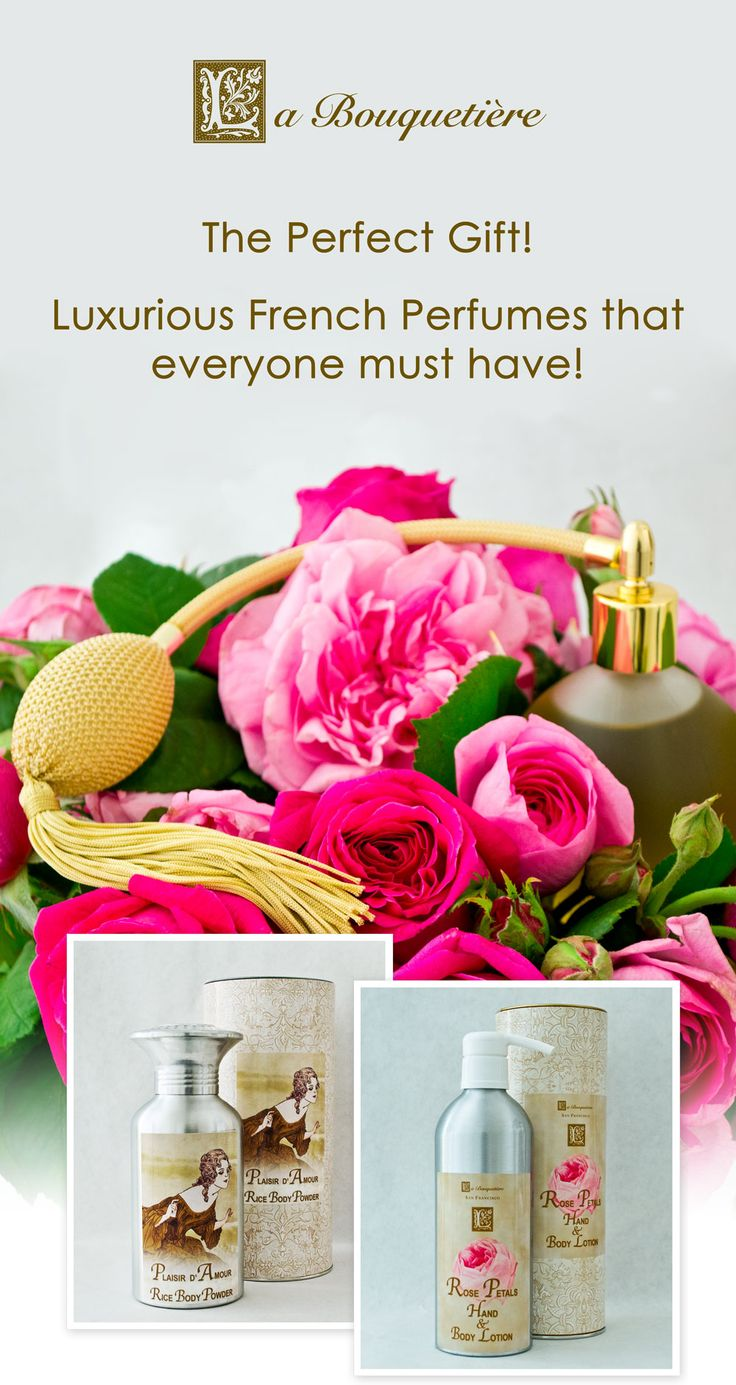 Must Have French Perfumes! Shop Now & Save