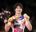 London 2012【写真特集】日本が誇る男子体操のオールラウンダー、内村航平