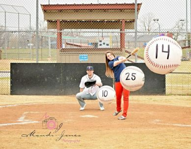 Do you and your loved one both love baseball? If so, check out some of the unique and fun baseball engagement photos!