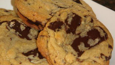 Stirring the Pot: My Big Fat Chocolate Chip Cookies - Tyler Florence recipe -