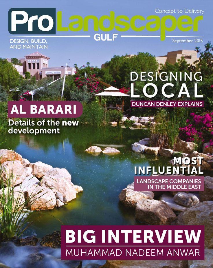Pro Landscaper Gulf  September 2015