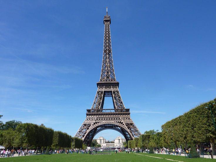 La tour Eiffel icona della città