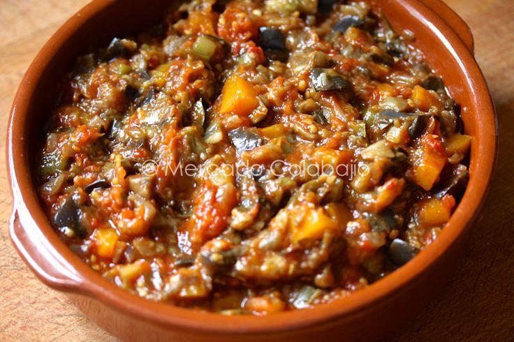 Alboronía, un plato ideal para el verano. Receta - Mercado Calabajío
