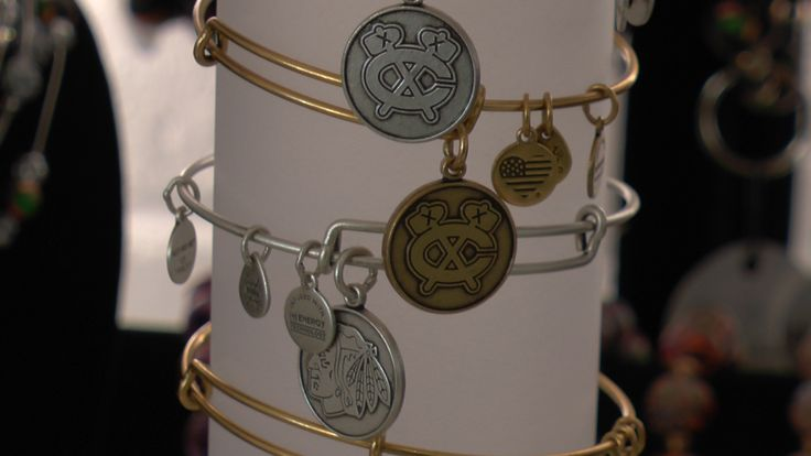 Have you stopped by the #Blackhawks Store to check out our Alex and Ani collection?