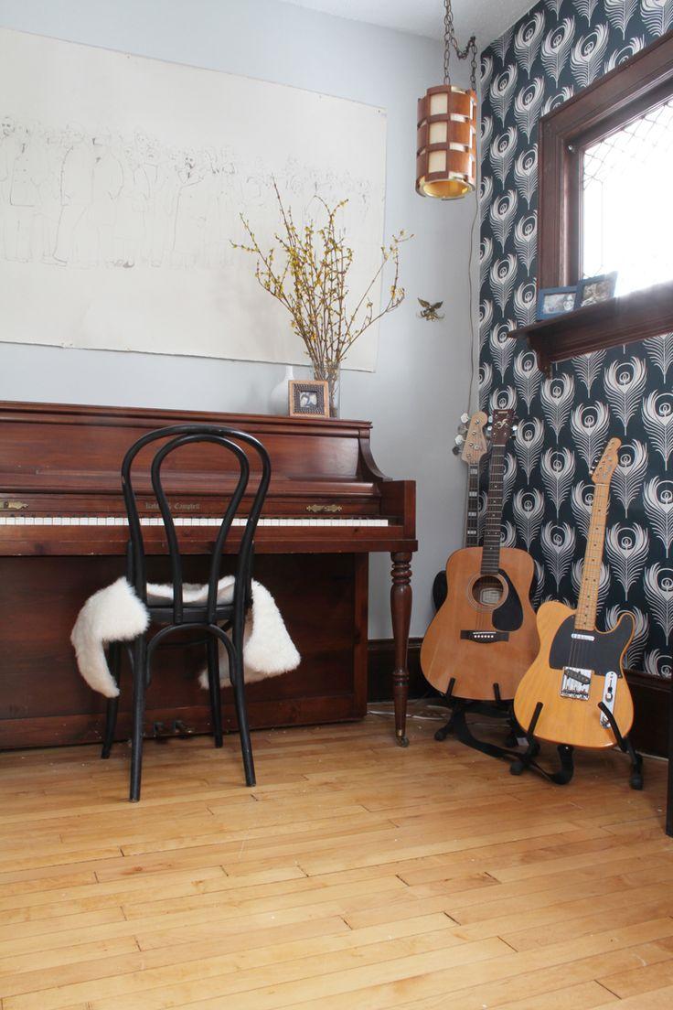 """Über 1.000 Ideen zu """"Hauseigene Musikzimmer auf Pinterest ..."""
