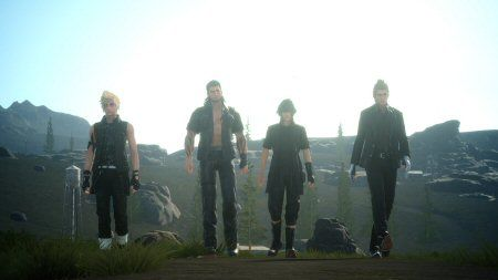 Final Fantasy XV Release Date and Price Australia