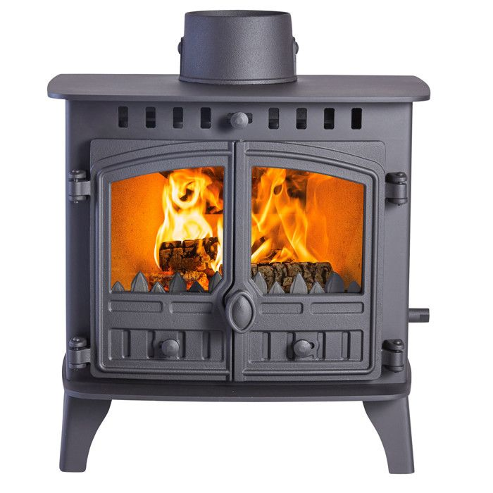 Hunter Herald 6 Multifuel / Woodburning Stove - Hunter Stoves - G to Z - Brands - Stoves Are Us