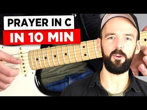 Gitarre lernen für Anfänger - Knockin on heavens door in 10 min - YouTube