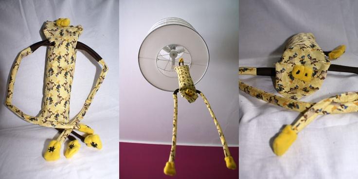 Zaczepny tasman. Recycling krawatowy