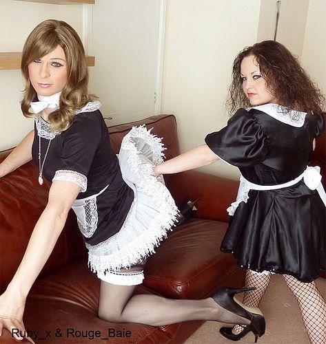 Rend Moi Mon Plug   Fav Maids  Pinterest  Maids, Sissy