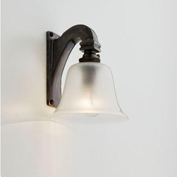 BELL LIGHT 12V donker brons