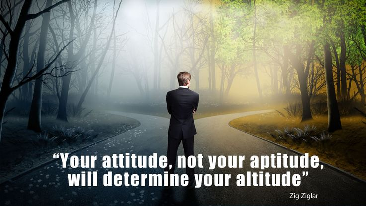 People with a positive attitude are not frozen by fear. They do not suffer from the 'herd mentality' - They think and act differently to most of their competitors and that puts them on the path to success: http://streetsmartmarketing.com.au/conquer-fear-and-get-explosive-results/