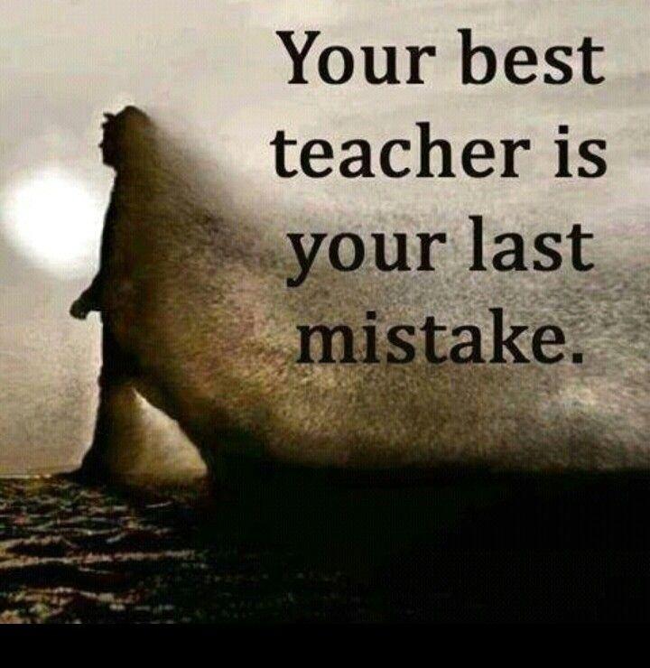 Laat deze les, een goede les zijn!(pcv)