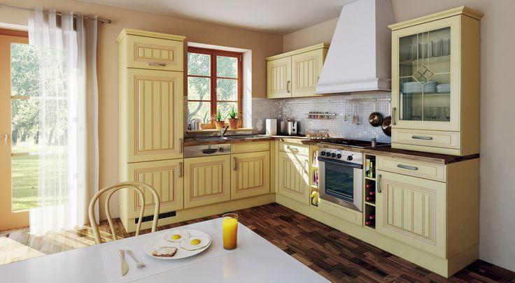 3D PUO Kitchen visualization / Wizualizacja kuchni PUO