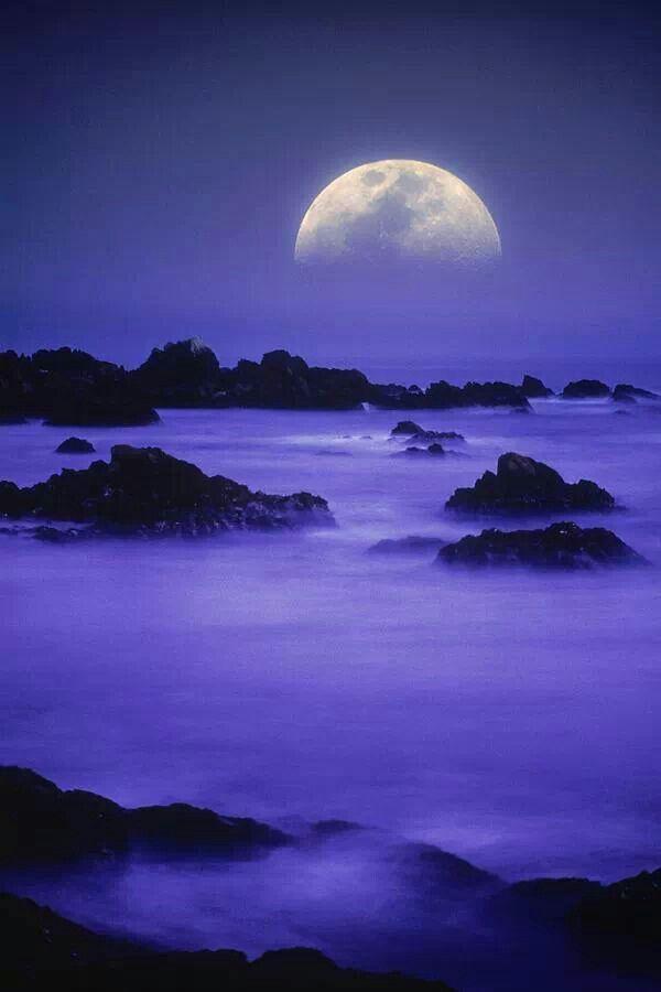 Volle Maan...mysterieus
