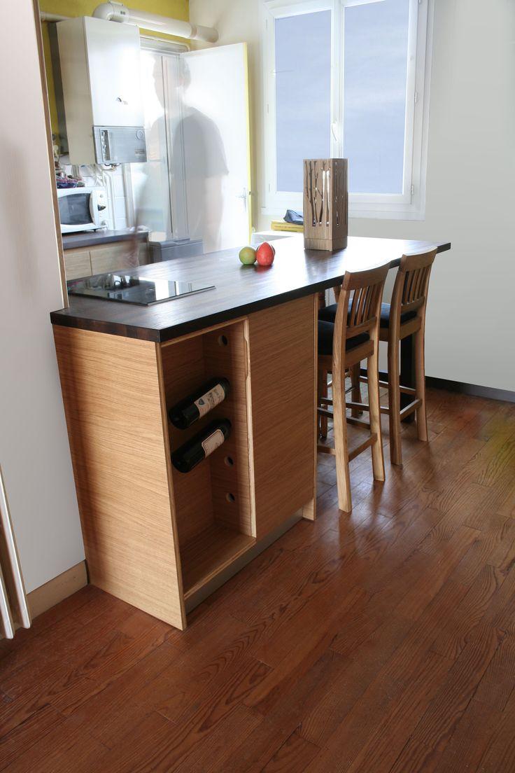 d tail porte bouteille cuisine bois cologique pinterest cuisine bois porte bouteille et. Black Bedroom Furniture Sets. Home Design Ideas