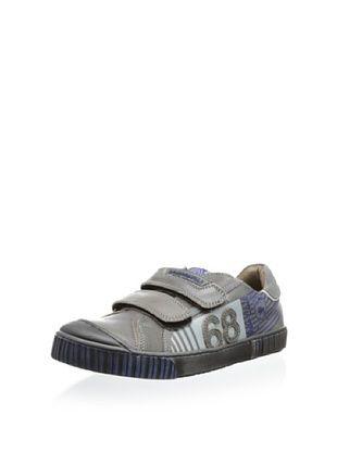67% OFF Romagnoli Kid's Casual Sneaker (Dark Grey)