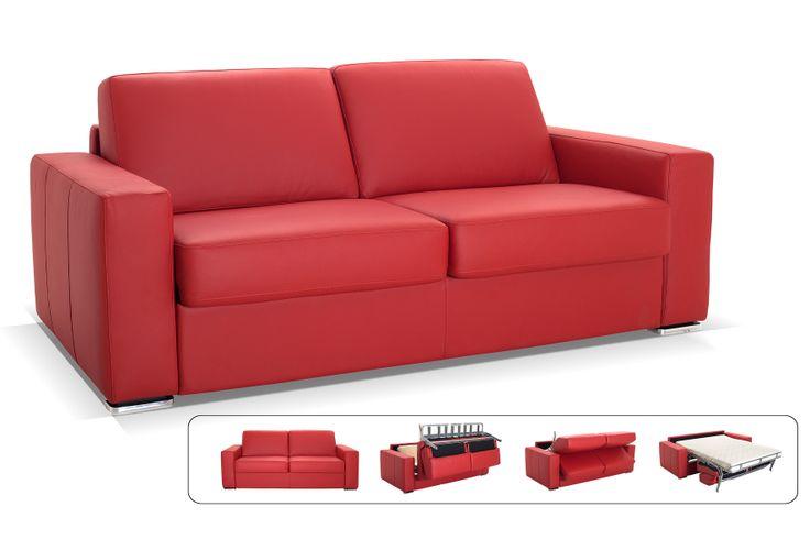 Bed sofa Mod. Merlino / Divano letto Mod. Merlino