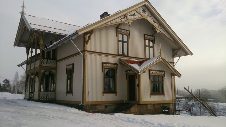 Sveitserhus.