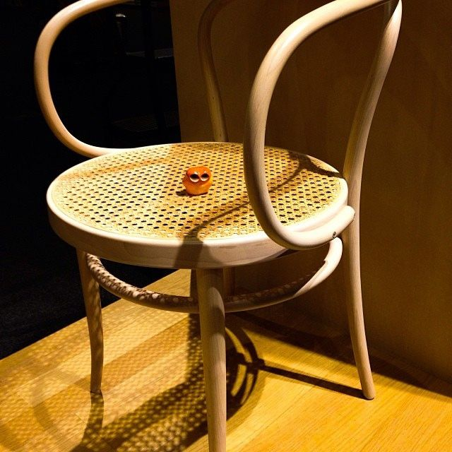 Carved Woden chair! #mizumushikun #chair #cool #design #art #furniture #craft