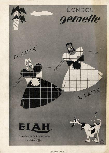 Caramelle Elah 1937