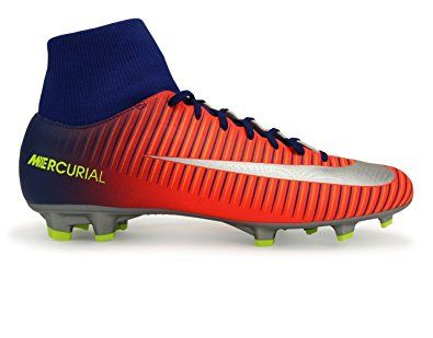 Mercurial X Finale II TF, Chaussures de Football Homme, Vert (Black/White-Elctrc GRN-Anthrct), 44 EUNike