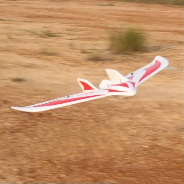 C1 Chaser 1200mm Wingspan EPO Flying Wing FPV Aircraft RC Airplane KIT Customer Review:            Description: Item Name: C1 Chaser Wingspan: 1200mm CG:103-108mm from the leading edge at the wing root Material: EPO Flying Weight: 660g (1000g with FPV equipments) Recommended Parts For...