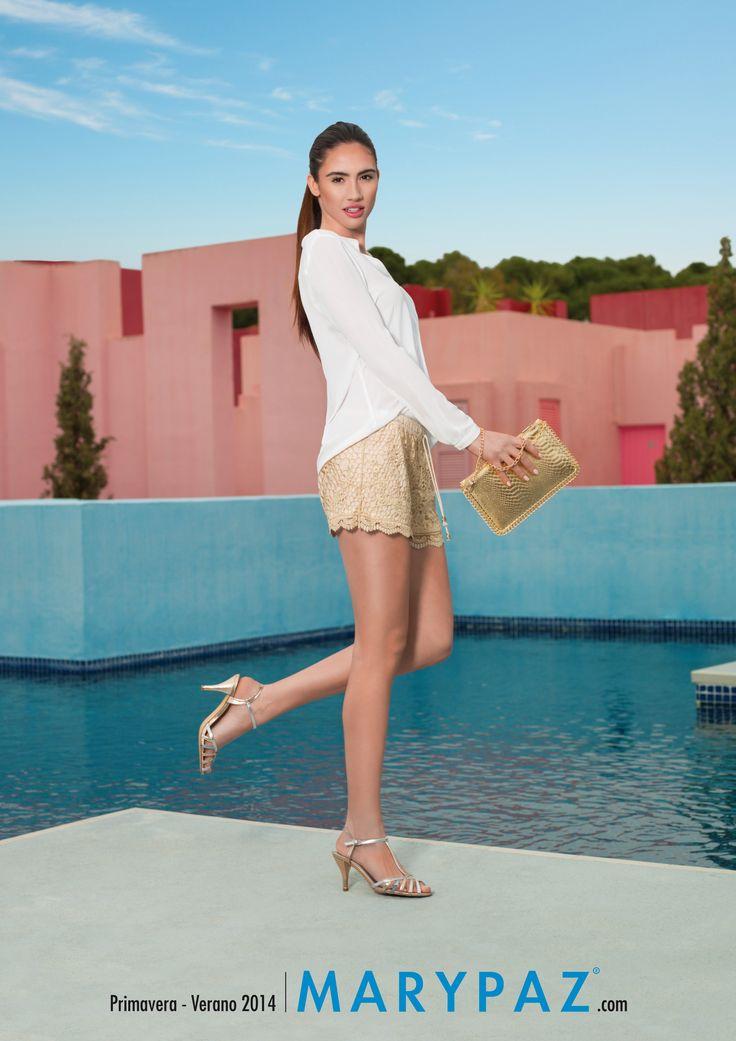Disfruta de la gran variedad que te ofrecemos en la colección primavera-verano ahora a los mejores precios!!!  http://www.marypaz.com/tienda-online/