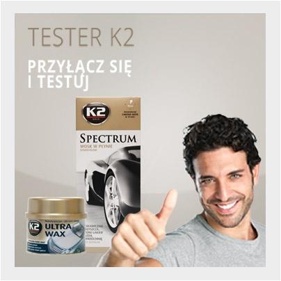 Tester K2 - Przyłącz się i testuj  http://klub.k2.com.pl/component/content/article/302-aktualnosci/1725-testerk2
