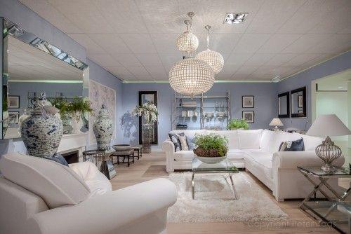 Luxury interiors do not always manifested splendor