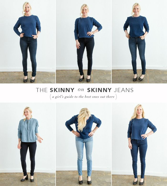 The Best Skinny Jeans – A Review