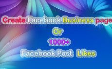 promote your facebook post 1000 Like in 12 hrs