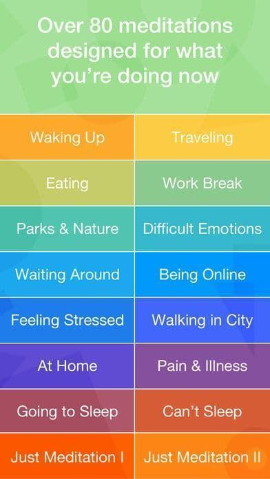 15 Best Meditation and Mindfulness Apps for 2020 ...