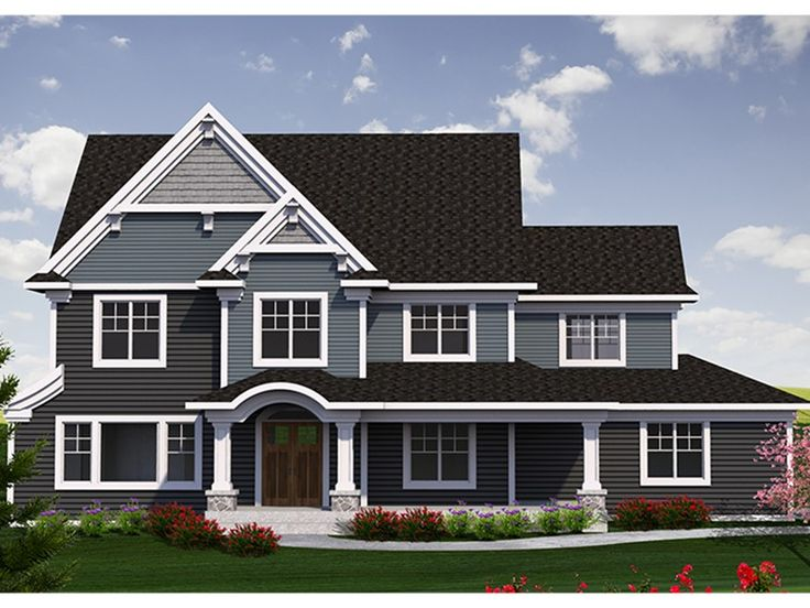 Traditional Craftsman Style House Plans House Interior
