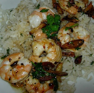 Mexican Garlic Lime Shrimp | Food | Pinterest
