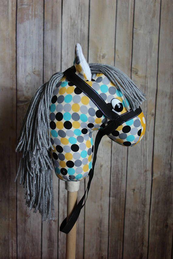 Caballo de palo Hobby Horse poco vaquero caballo de palo de