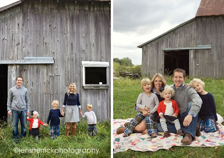 Sinsabaugh Family Photo Session in Westfield, Indiana