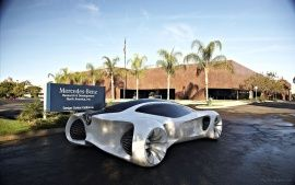 2010 Mercedes Benz Biome Concept 2