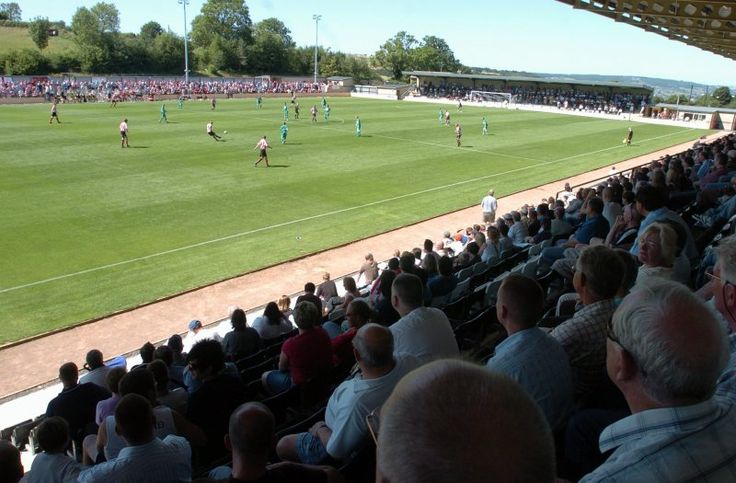 The New Lawn, Forest Green Rovers FC.