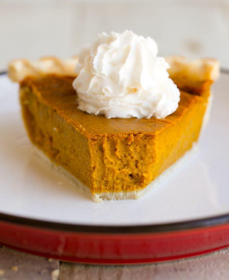 Simple Vegan Pumpkin Pie! Cheesecake too.