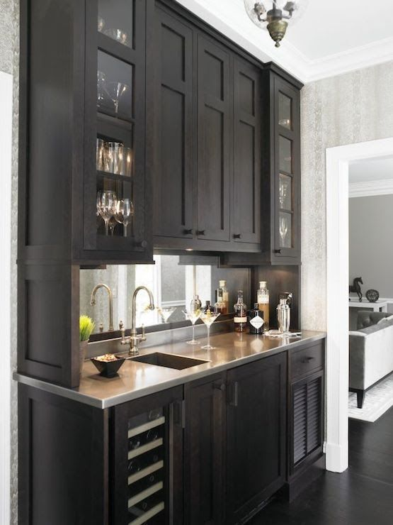 Kitchens   Wet Bar   Design Photos, Ideas And Inspiration. Amazing Gallery  Of Interior Design And Decorating Ideas Of Dining Rooms, Kitchens, Living  Rooms, ...