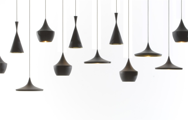 Great designs by Tom Dixon