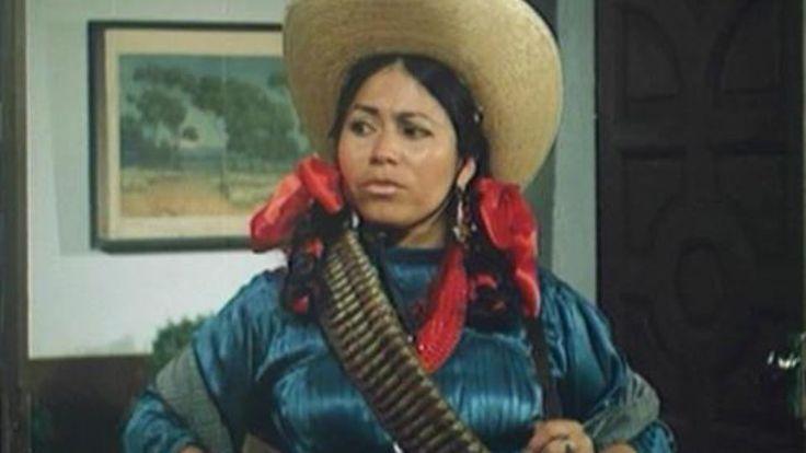 RIP María Elena Velasco, creator of La India Maria La India Maria  #LaIndiaMaria