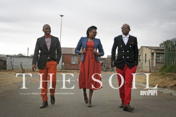 "Interviewed and shot by Afripop- the trio explain their story and inspirations for their ""melodic meditation"". Amazing acapella talent from Soweto, SA"