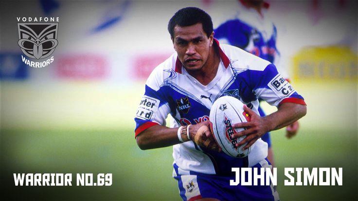 John Simon Warrior No.69