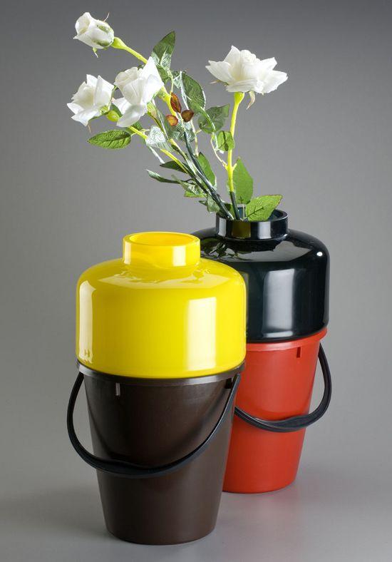 jakub berdych: bucket vase